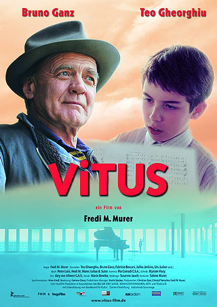 Robert Schumann Kino Vitus