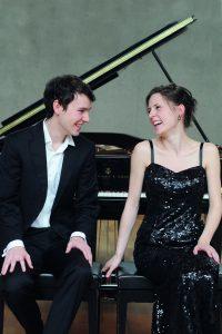 Robert Schumann Klavierduo Siegel