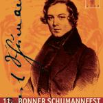Programm Bonner Schumannfest 2008
