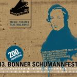 Programm Bonner Schumannfest 2010