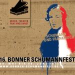 Programm Bonner Schumannfest 2013