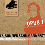 Programm Bonner Schumannfest 2014