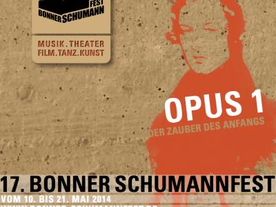 Robert Schumann Programm Bonner Schumannfest 2014