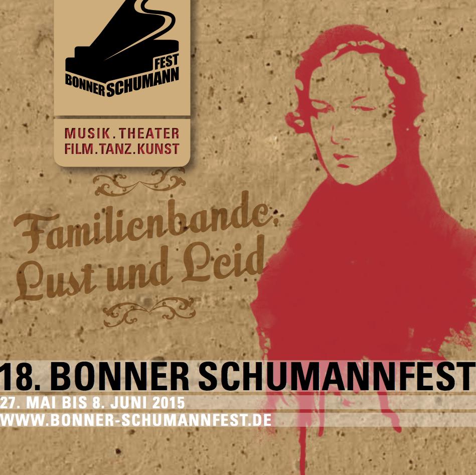 Robert Schumann Programm Bonner Schumannfest 2015