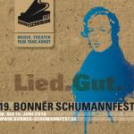 Programm Bonner Schumannfest 2016