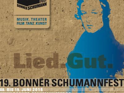 Robert Schumann Programm Bonner Schumannfest 2016