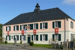 schumannhaus bonn beflaggt