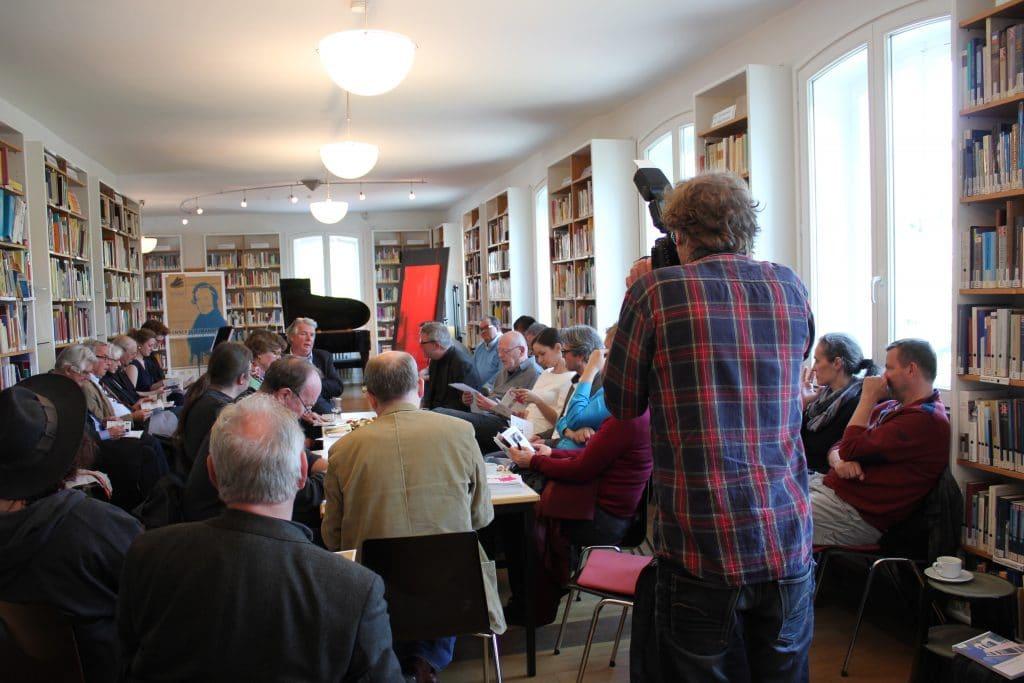 Robert Schumann Bonner Schumannfest 2017 Pressekonferenz