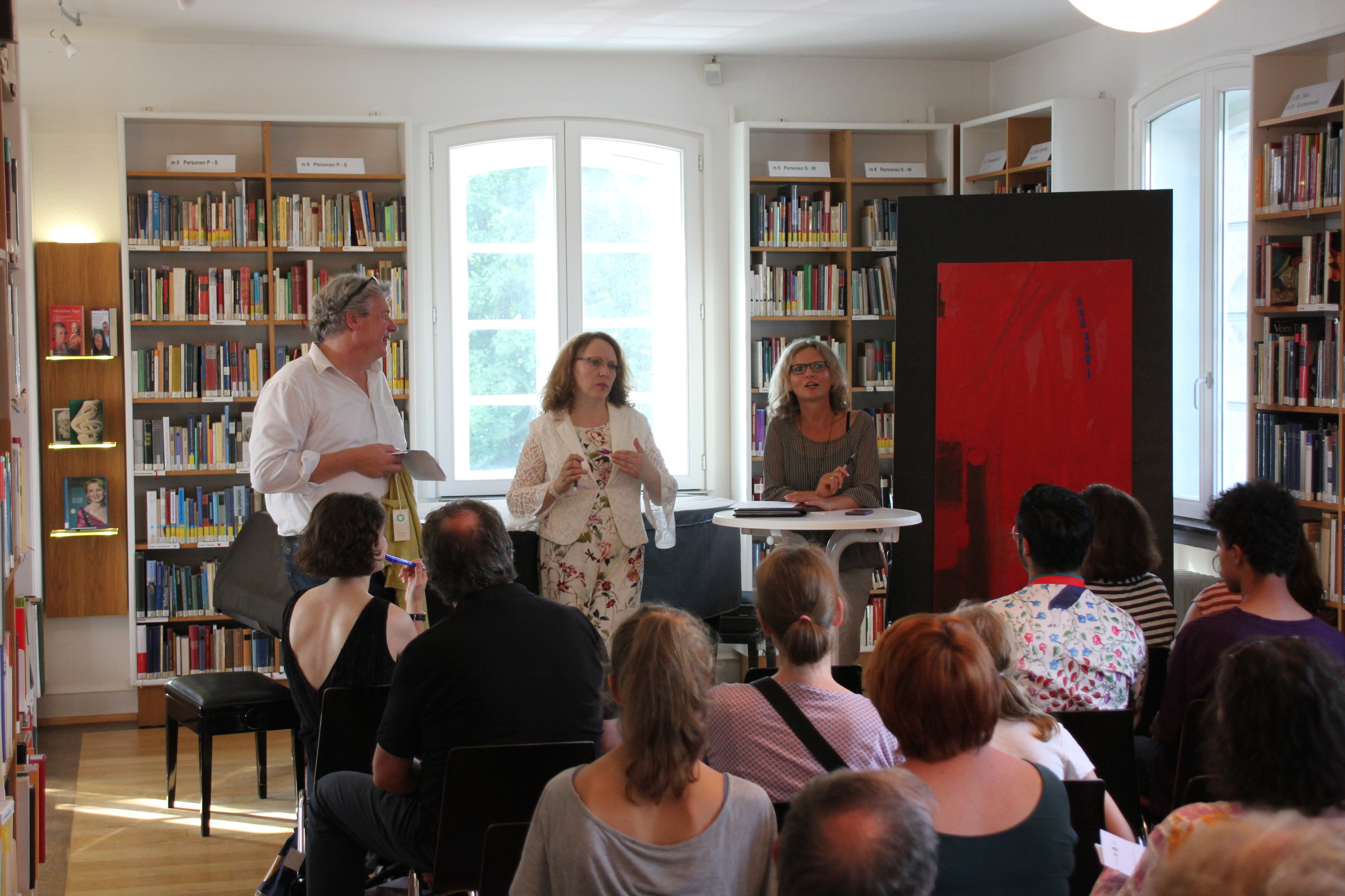 Bonner Schumannfest Pressekonferenz 4. Robert Schumann Gesangswettbewerb